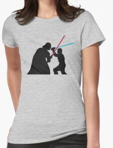 Star Wars Galaxy of Heroes Womens Fitted T-Shirt