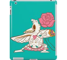 Farfetch'd Pokemuerto | Pokemon & Day of The Dead Mashup iPad Case/Skin