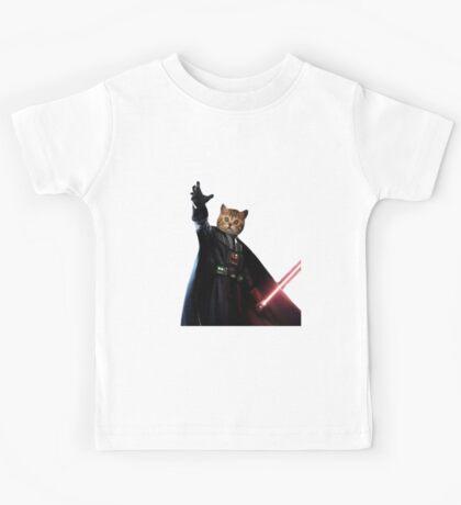 Cat Vader Starwars [TW] Kids Tee