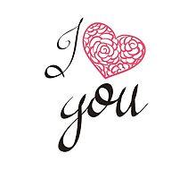 I love you. by OlgaBerlet