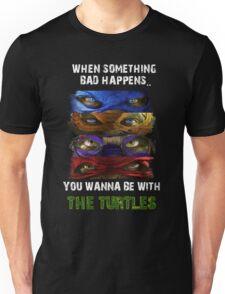 Teenage Mutant Ninja Turtles, TMNT Out Of The Shadows Unisex T-Shirt