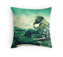 Iconolatry Throw Pillow