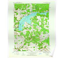 New York NY Hinckley 129856 1946 24000 Poster