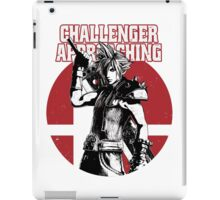 Challenger approaching iPad Case/Skin