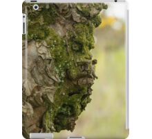 Tree Face iPad Case/Skin