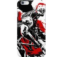 Cloud vs Sephiroth iPhone Case/Skin
