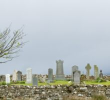 Skye Graveyard Sticker