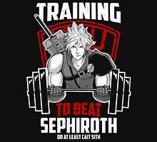 Training to beat Sephiroth T-Shirt