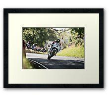 Bruce Anstey Framed Print