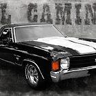 Chevy SS El Camino by Keith Hawley