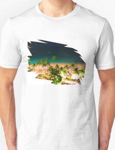 Hawaii Evening Unisex T-Shirt