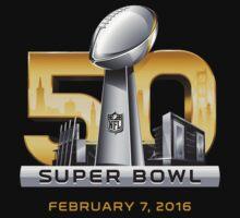 Super Bowl 50 Kids Clothes