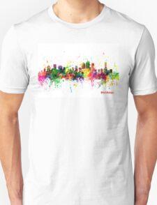 Brisbane Australia Skyline Unisex T-Shirt