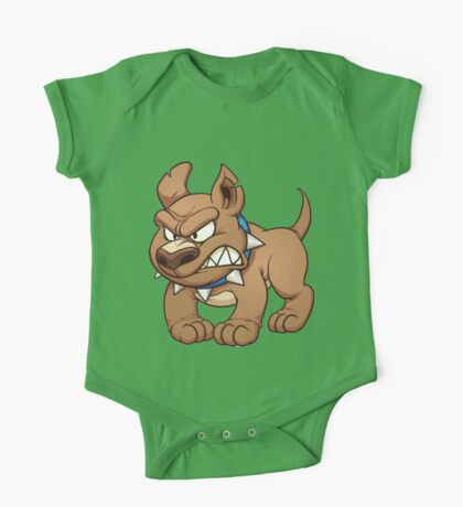 pitbull One Piece - Short Sleeve