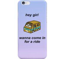 Neko Atsume - hey girl iPhone Case/Skin