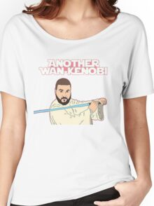 Dj Khaled - Another Wan-Kenobi  Women's Relaxed Fit T-Shirt