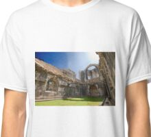 Tomar. Convent of Christ . Sala do Capítulo Classic T-Shirt