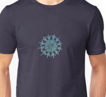Twelve months, real snowflake macro photo Unisex T-Shirt