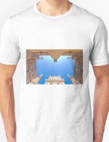 belem tower cloister. T-Shirt