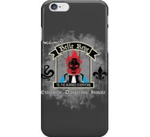 WELCOME TO BELLE REVE iPhone Case/Skin