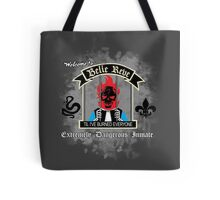 WELCOME TO BELLE REVE Tote Bag