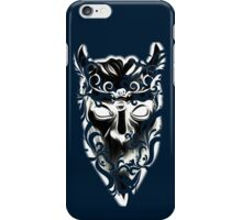 FANCY NAMELESS GHOUL iPhone Case/Skin