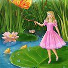 Thumbelina by Alena Lazareva