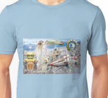 The Beach Party Collaboration with Andy Nawroski Unisex T-Shirt