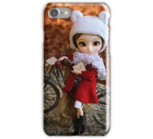 Christmas Letter iPhone Case/Skin