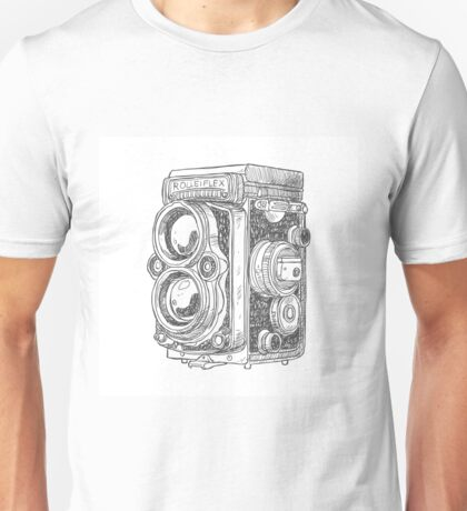 old machine Unisex T-Shirt