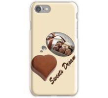 sweets dreams their sweet dreams - praline iPhone Case/Skin