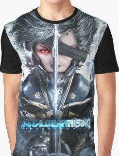 Metal Gear Rising Graphic T-Shirt
