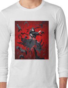 uchiha Long Sleeve T-Shirt
