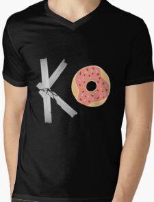 FAT OWENS FAT Mens V-Neck T-Shirt