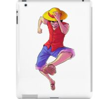 30 luffy iPad Case/Skin