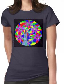 Star Seeker Womens Fitted T-Shirt