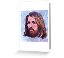Portrait of Joseph #2 Greeting Card
