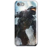 spartan chief  iPhone Case/Skin
