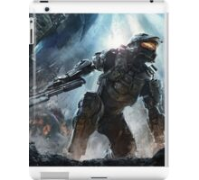 spartan chief  iPad Case/Skin