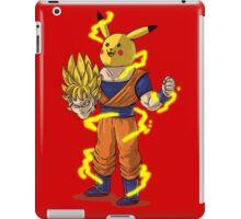 Goku Super Saiyan Unmasked iPad Case/Skin