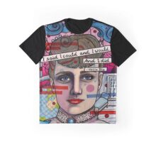 Nellie Bly Graphic T-Shirt