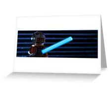Jedi Greeting Card