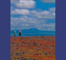 Ecuador. Galapagos Islands. South Plaza Island. Together. Unisex T-Shirt