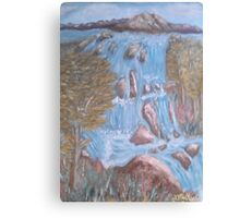 Streams of Living Water Canvas Print