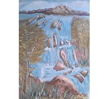 Streams of Living Water Photographic Print