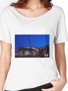 ETIHAD STADIUM Women's Relaxed Fit T-Shirt