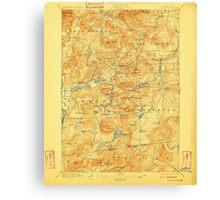 New York NY Paradox Lake 148187 1897 62500 Canvas Print