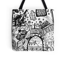 There's a Lighthouse in there Somewhere! Tote Bag