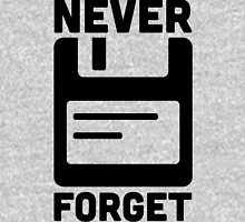 Never Forget Floppy Disk  Unisex T-Shirt