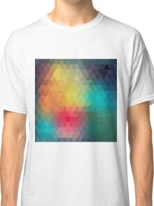 cool abstract design Classic T-Shirt